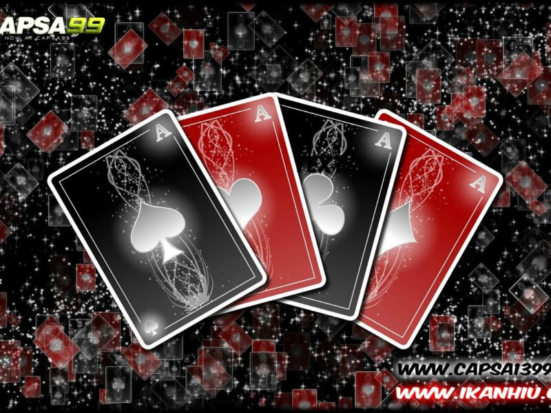 Exists And Also Damn Exists Regarding Casino Poker