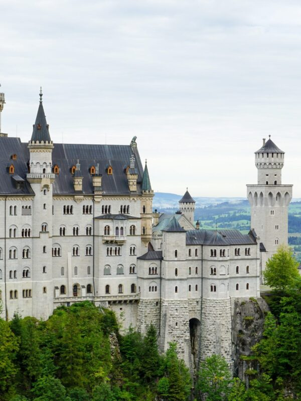 Neuschwanstein Castle: The Google Strategy