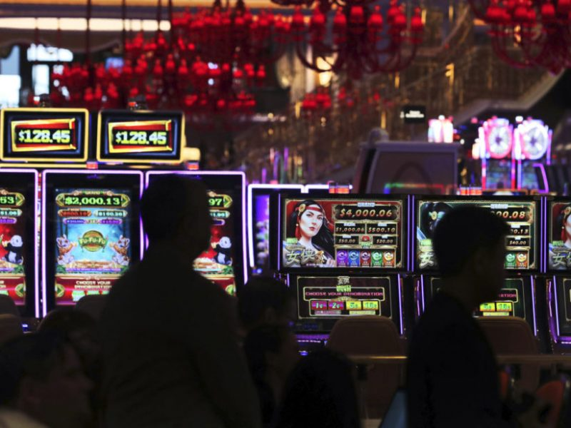 They Had Been Requested 3 Inquiries Concerning Casino